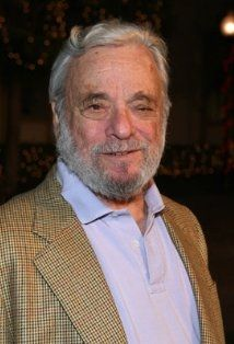 Stephen Sondheim, image borrowed from IMDB