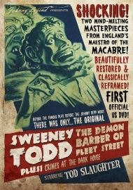 Movie poster from the 1936 British film.
