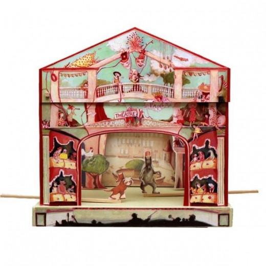 Benjamin Pollok's Toy Shop