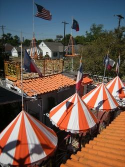 An overview of The Orange Show