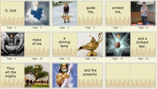 Custom Prayer Book for Kids