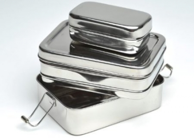 Stainless Lunch with Containers