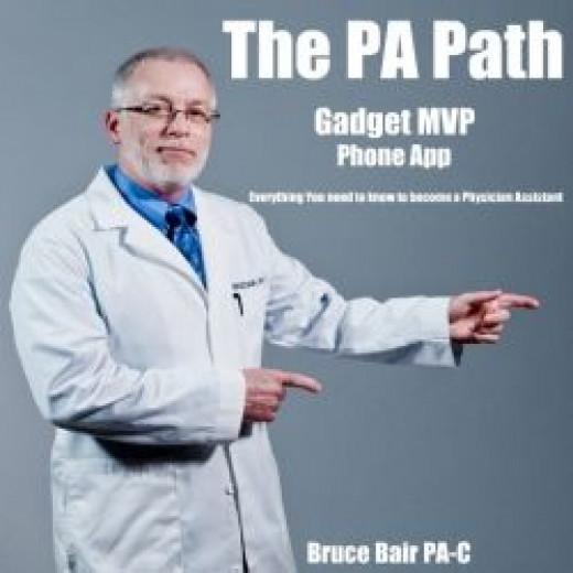Bruce Bair PAC, iPhone App