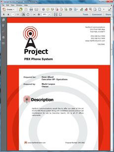 Proposal Kit Technical Design Theme