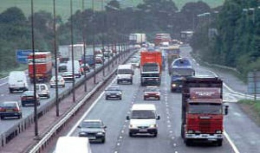 Learn how to drive safely on motorways after passing your driving test