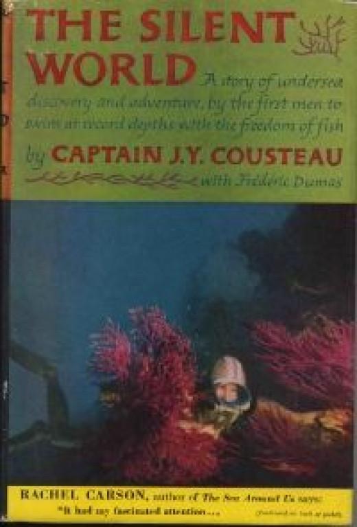 jacques cousteau silent world