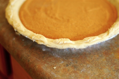 Homemade French Pastry Pie Crust