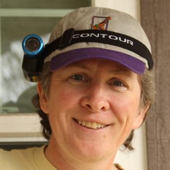 I Like to Wear My Contour ROAM2 on a Hat