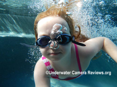 Swim Goggles are Great!