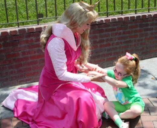 It's Fun to Be a Disney Princess!