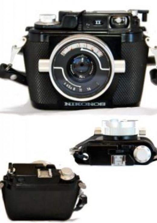Nikonos underwater cameras - Nikonos ii