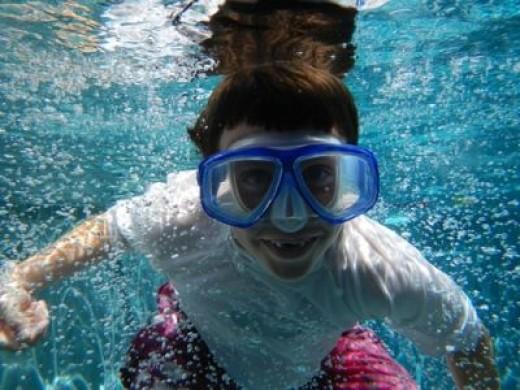 Sample Photo from a Nikon Waterproof Camera