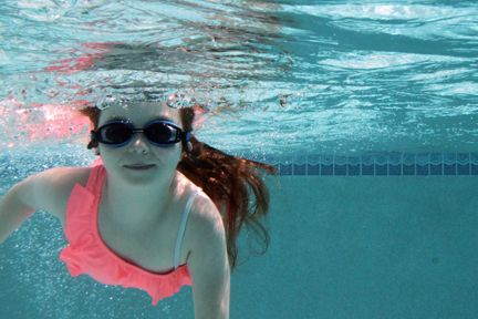 More Fun in the Pool!