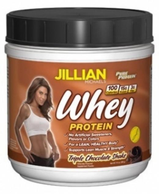 Jillian Michaels Protein Powder Chocolate