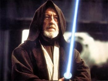 """""""May the force be with you."""" ~Obi Wan Kenobi (Star Wars)"""