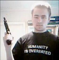 Finnish school shooter copycat - Pekka-Eric Auvinen