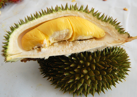 There are more than 200 durian varieties registered with the relevant Thai authorities but only 3 or 4 varieties are commonly found in the markets. The remote countryside offers more ancient varieties and a unique durian adventure.