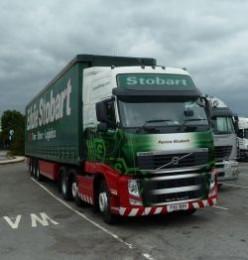 Eddie Stobart Truck Fleet