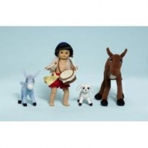 little drummer boy dolls by madame alexander