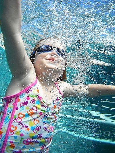 Have Fun Swimming!
