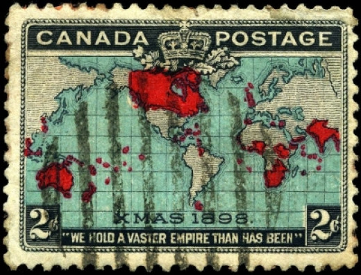 Canada Was the First Country to Issue a Christmas Stamp