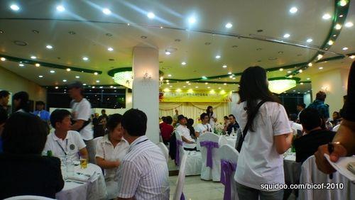 Opening Ceremony Celebration Dinner