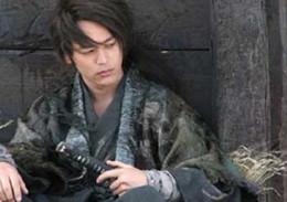 "Satoshi Tsumabuki as ""Hyakkimaru"" in the film adaptation of Osamu Tezuka's Dororo (2007)"