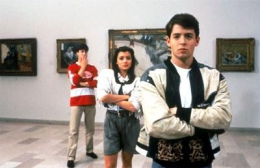 """""""Life moves pretty fast. You don't stop and look around once in a while, you could miss it."""" --Ferris Bueller, Ferris Bueller's"""