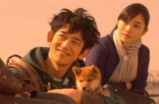 Eita as Kaji in the Japanese drama Voice (2009)