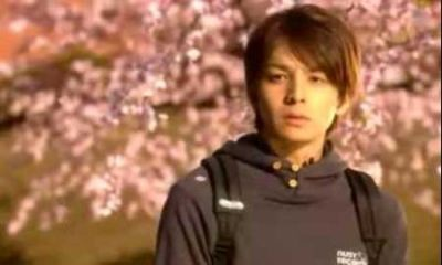 "Ikuta Toma as ""Yuta Takemoto"" in Hachimitsu to Kuroba (Honey & Clover), 2008"