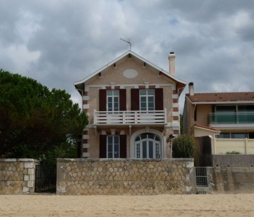 Traditional Villa on Beach Front