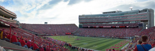 Memorial Stadium, Lincoln Nebraska