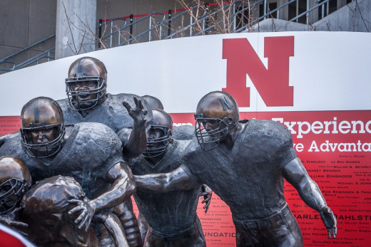 Nebraska football, a tradition, a passion, a way of life.