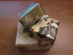 Step by Step guide to creating simple and beautiful DIY Gift Boxes