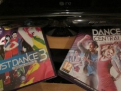 Dancing games for Kinect