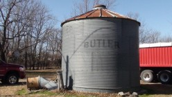 About Grain Bin Work, a poem