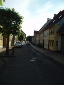 Assens an old Danish seaport town
