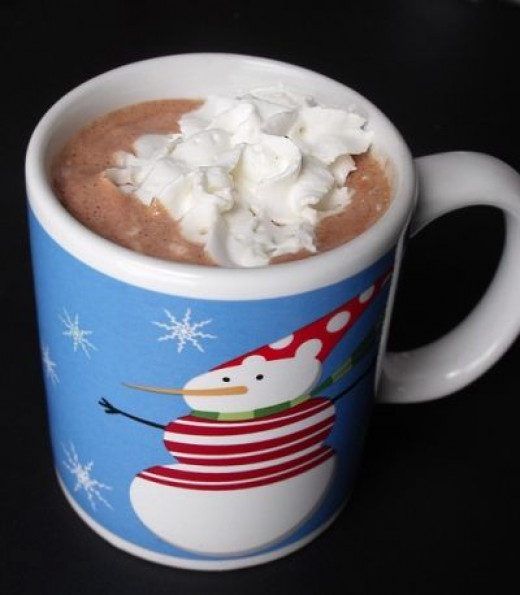 RumChata Hot Chocolate