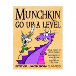 Munchkin the geeky role playing card game