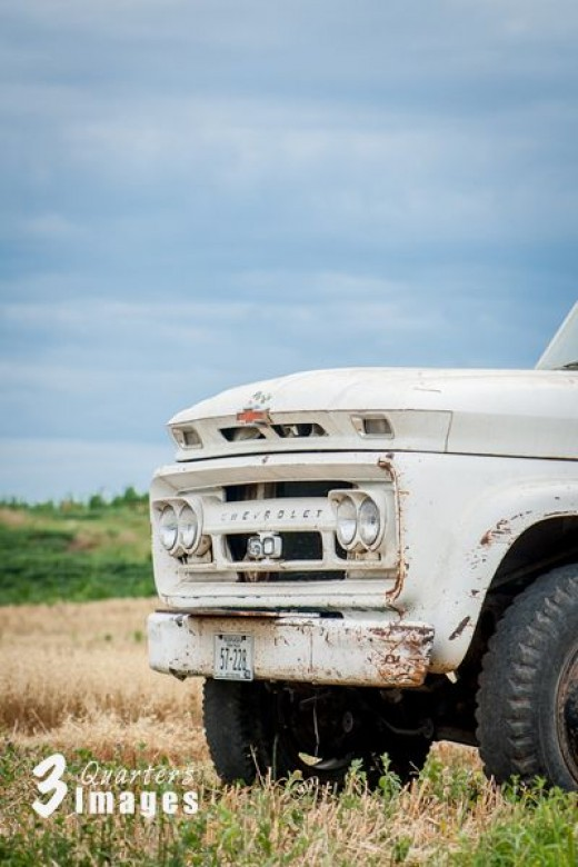 Chevy Farm Truck