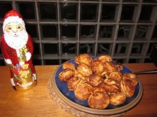 Danish Christmas food