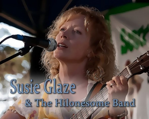 Susie Glaze and the Hilonesom Band