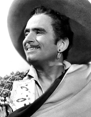 Douglas Fairbanks as Don Juan, 1934. Photo credit Wikipedia.