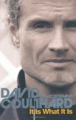 It is what it is - David Coulthard - The Autobiography