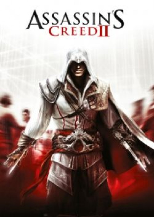 Assassin's Creed 2 Box Art