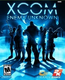 XCom Enemy Unknown Game Cover