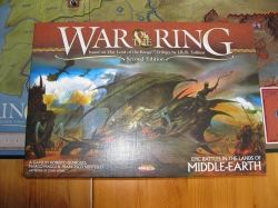 War of the Ring Box