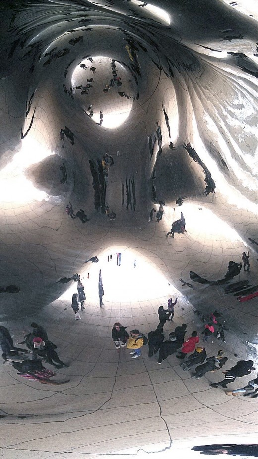 Don't let a trip to Chicago go by without a photo under the Bean.