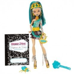 Nefera de Nile - Monster High Doll