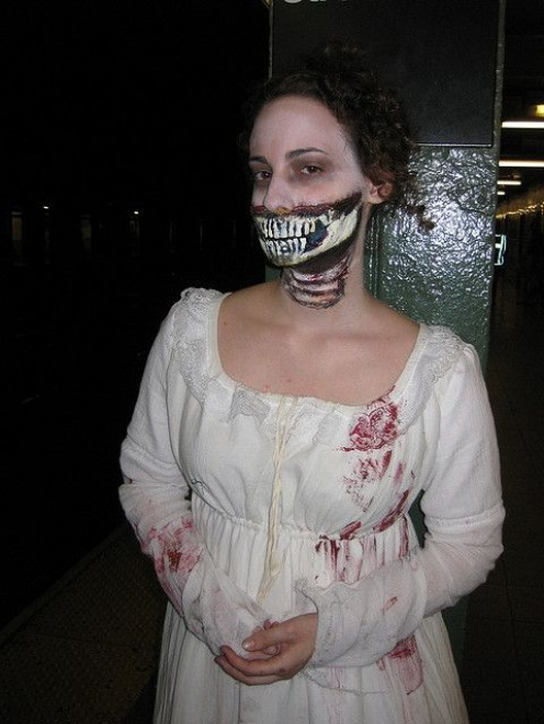 Pride and Prejudice and Zombies! by zombieite, on Flickr